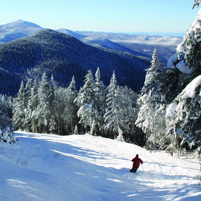 Vermont Winter activities