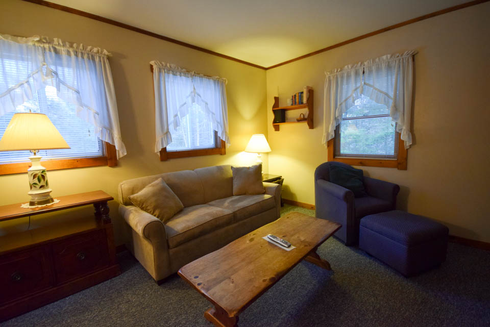 Family Friendly Cabin rentals